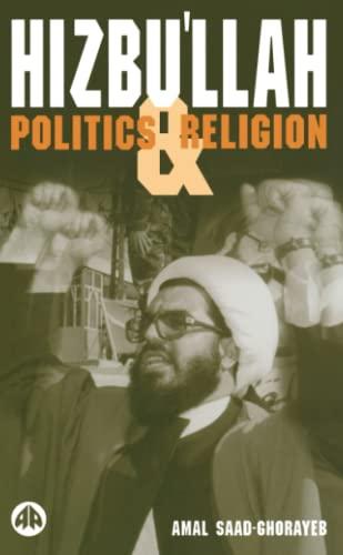 9780745317922: Hizbu'llah: Politics and Religion (Critical Studies on Islam)