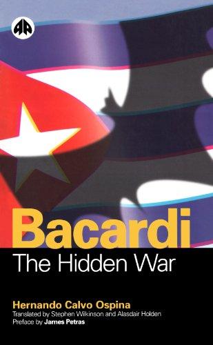 9780745318738: Bacardi: The Hidden War