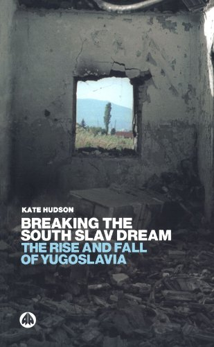 9780745318813: The Breaking the South Slav Dream: The Rise and Fall of Yugoslavia