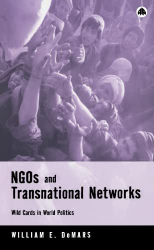 9780745319056: NGOs and Transnational Networks: Wild Cards in World Politics