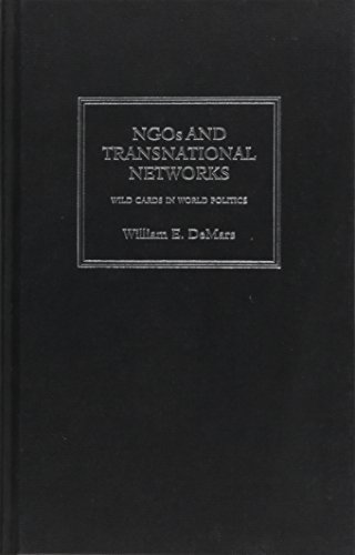 9780745319063: NGOs and Transnational Networks: Wild Cards in World Politics