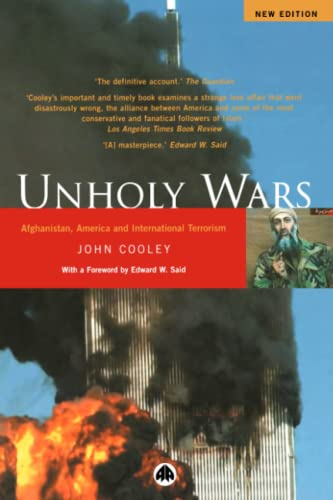 9780745319179: Unholy Wars: Afghanistan, America and International Terrorism