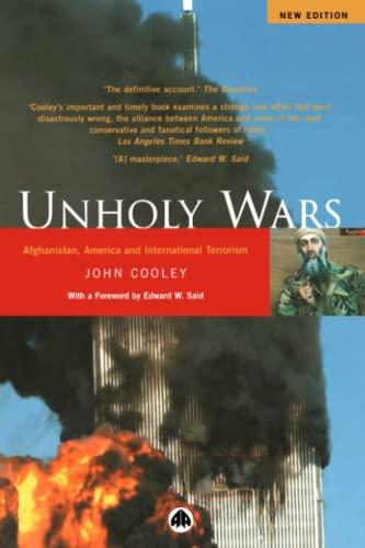 9780745319179: Unholy Wars: Afghanistan, America and International Terrorism