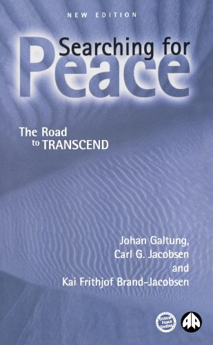 9780745319285: Searching for Peace: The Road to TRANSCEND (Critical Peace Studies: Peace by Peaceful Means)