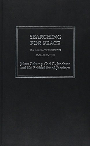 Searching For Peace: The Road to TRANSCEND: Johan Galtung, Carl