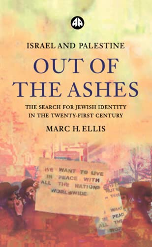 9780745319568: Israel and Palestine - Out of the Ashes: The Search For Jewish Identity in the Twenty-First Century