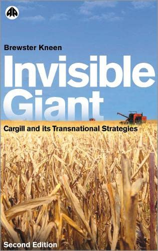 9780745319599: Invisible Giant: Cargill and Its Transnational Strategies
