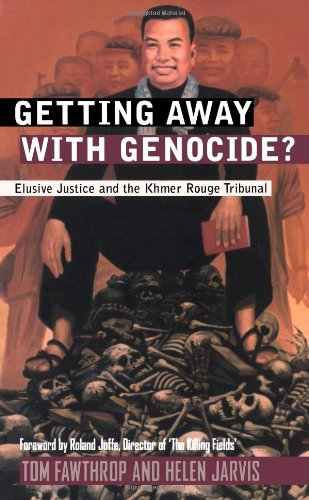 9780745320274: Getting Away With Genocide?: Elusive Justice and the Khmer Rouge Tribunal