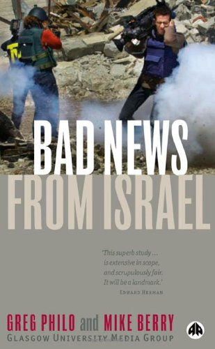 9780745320618: Bad News from Israel
