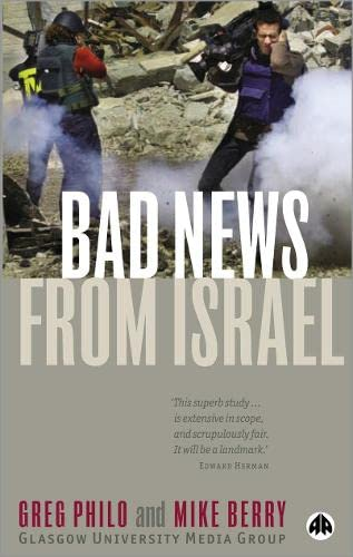 9780745320625: Bad News from Israel