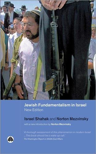 9780745320915: Jewish Fundamentalism in Israel (Pluto Middle Eastern Studies S)