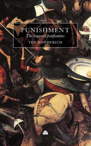 9780745321318: Punishment: The Supposed Justifications Revisited