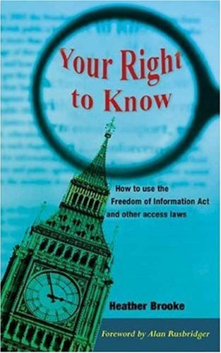 your right to know - 313×500