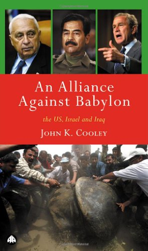 9780745322827: An Alliance Against Babylon: The U.S., Israel, and Iraq