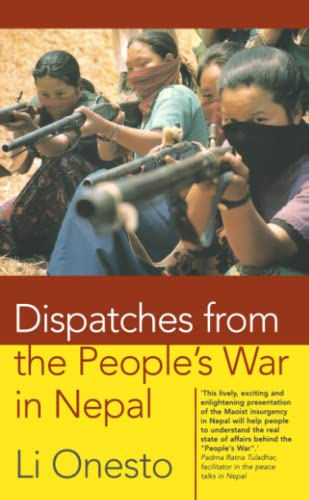 9780745323404: Dispatches From the People's War in Nepal