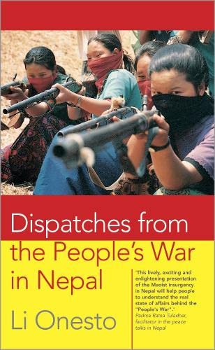 9780745323411: Dispatches From the People's War in Nepal