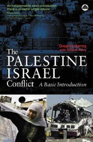 9780745323787: The Palestine-Israel Conflict: A Basic Introduction