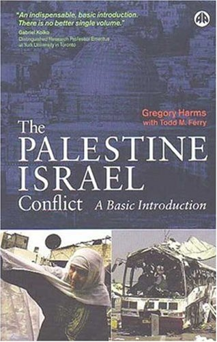 9780745323794: The Palestine-Israel Conflict: A Basic Introduction