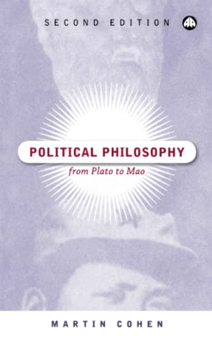 9780745324708: Political Philosophy: From Plato to Mao