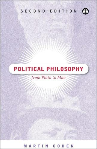 9780745324715: Political Philosophy: From Plato to Mao