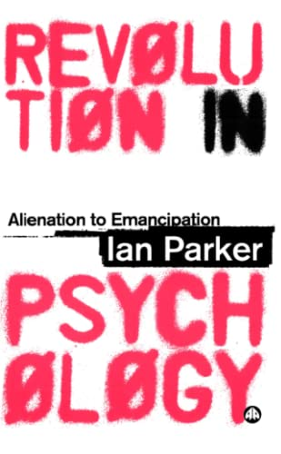 9780745325354: Revolution in Psychology: Alienation to Emancipation