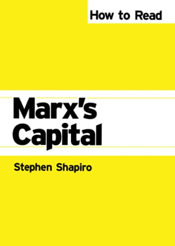 9780745325613: How to Read Marx's Capital (How to Read Theory)