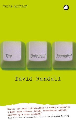 9780745326559: The Universal Journalist - Third Edition