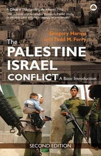 9780745327341: The Palestine-Israel Conflict: A Basic Introduction, Second Edition