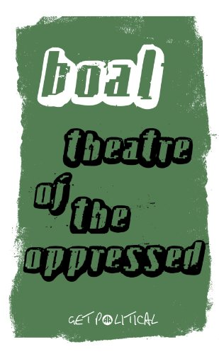 9780745328386: Theatre of the Oppressed (Get Political)