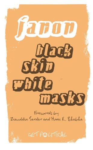 9780745328485: Black Skin, White Masks (Get Political)
