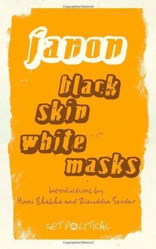 9780745328492: Black Skin, White Masks (Get Political)