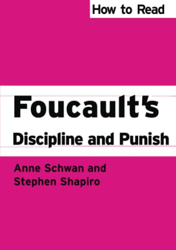 9780745329802: How to Read Foucault's Discipline and Punish (How to Read Theory)