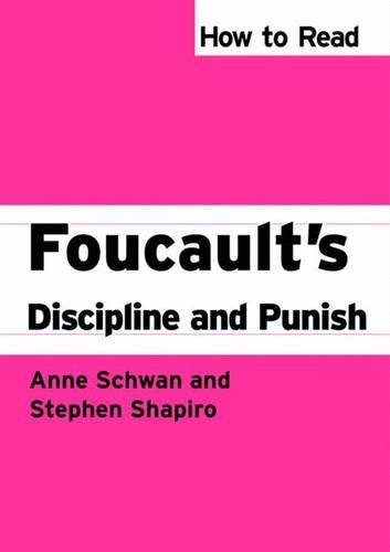 9780745329819: How to Read Foucault's Discipline and Punish (How to Read Theory)