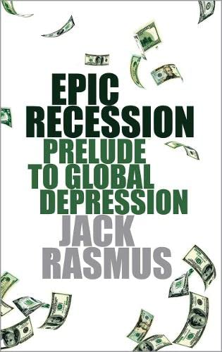 9780745329994: Epic Recession: Prelude to Global Depression