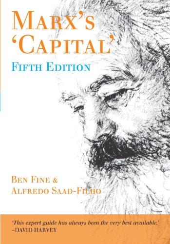 9780745330167: Marx's 'Capital' Fifth Edition