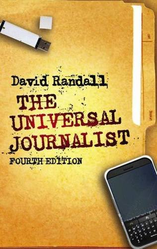 9780745330761: The Universal Journalist