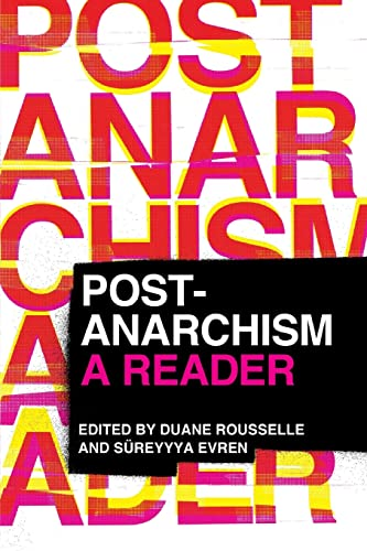 9780745330860: Post-Anarchism: A Reader