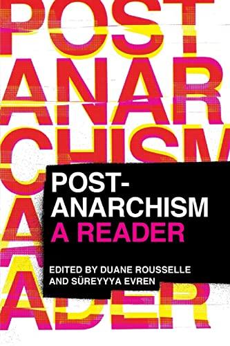 9780745330860: Post-Anarchism: A Reader