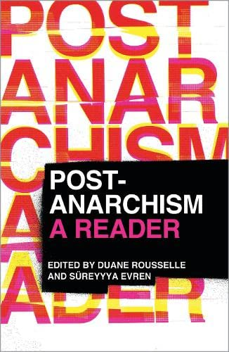 9780745330877: Post-Anarchism: A Reader