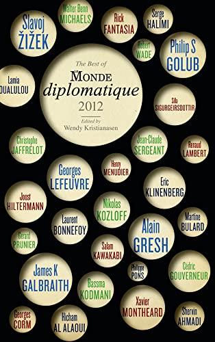 The Best Of Le Monde Diplomatique 2012 (Hb)