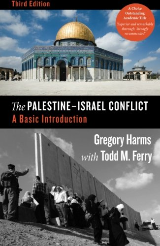 9780745332130: The Palestine-Israel Conflict: A Basic Introduction, Third Edition