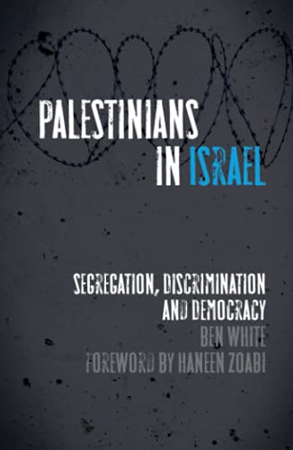 9780745332284: Palestinians in Israel: Segregation, Discrimination and Democracy