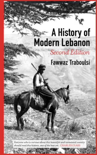 9780745332741: A History of Modern Lebanon