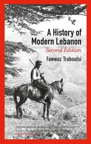 9780745332758: A History of Modern Lebanon