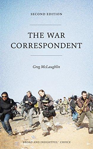9780745333182: The War Correspondent: Second Edition