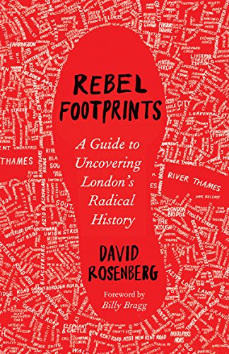9780745334097: Rebel Footprints: A Guide to Uncovering London's Radical History