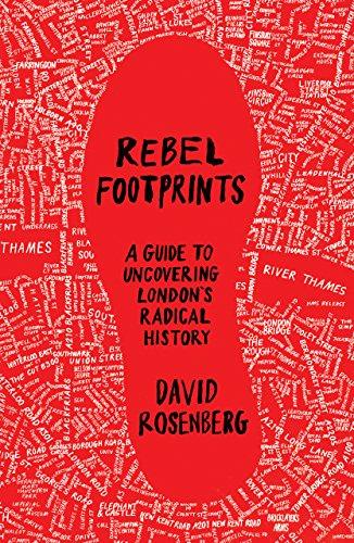 Rebel Footprints: Rosenberg, David