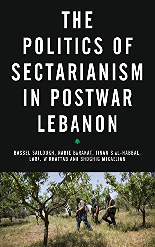 9780745334141: The Politics of Sectarianism in Postwar Lebanon