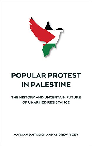 9780745335100: Popular Protest in Palestine: The History and Uncertain Future of Unarmed Resistance