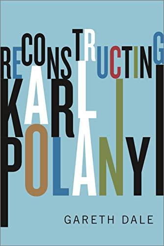 9780745335186: Reconstructing Karl Polanyi